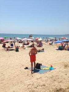 Playa los Naufragos