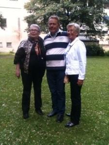Pappa min med sina systrar