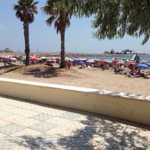 Los naufrago's stranden