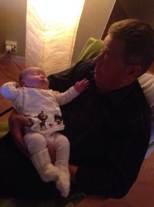 Gammelmorfar Mats och Agnes