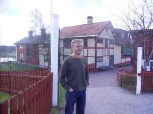 Efter rundvandring i karl Larsson gården i Sundborn...