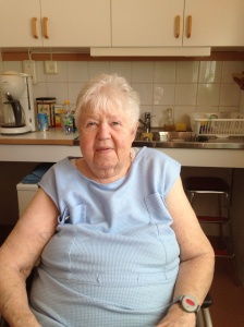 Min kära mamma, Ruth...rutan :)