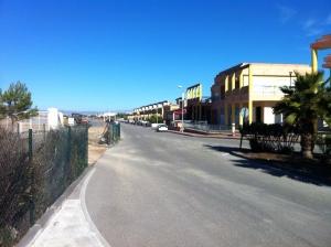 Urbanization Algorfa..