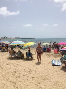 M-L på beach2